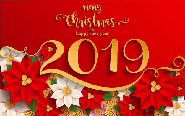 marry Christmas day 2019