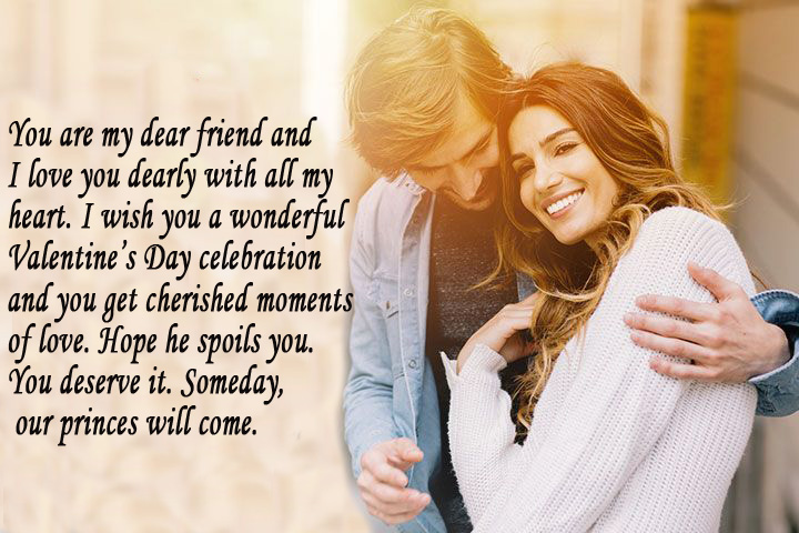 valentine day wishes for friends